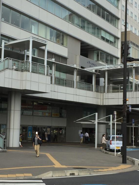 JR千葉駅西口2