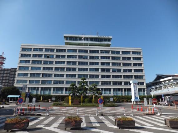 千葉市役所画像