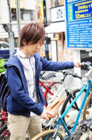 自転車画像