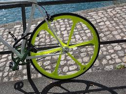 ロードバイクのタイヤ