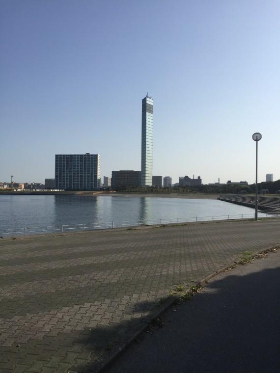 千葉ポートタワー写真