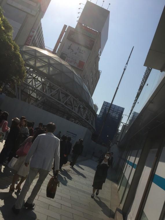 千葉駅前地味子