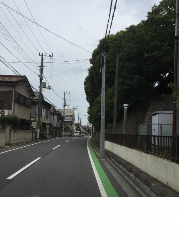 通学路写真