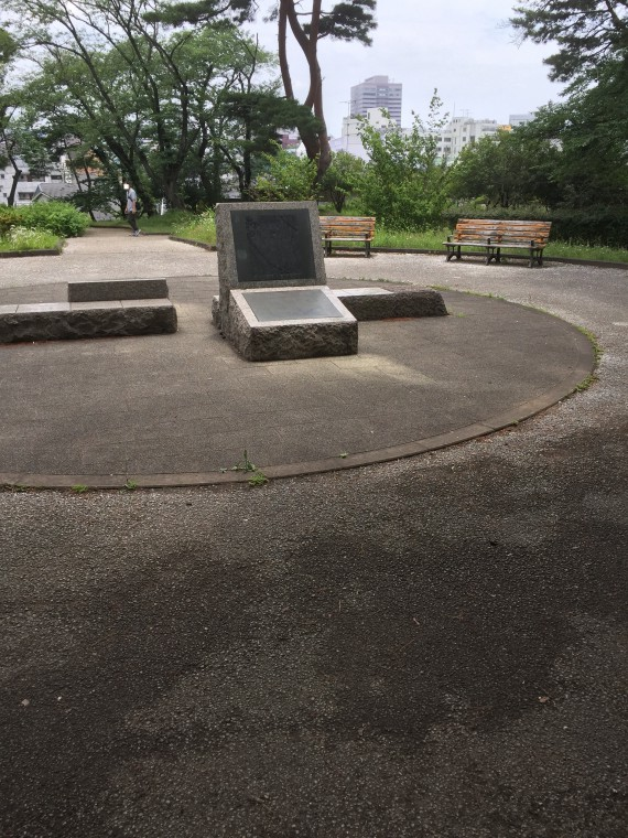 千葉公園バトルビンタ写真