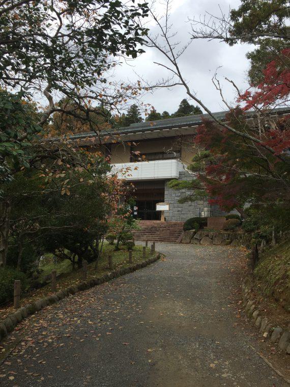 成田山書道美術館写真