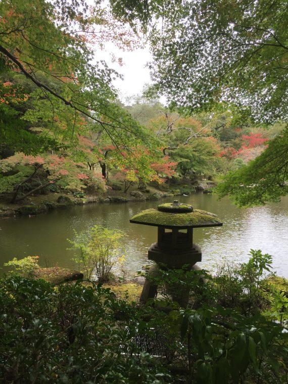 文殊の池写真1