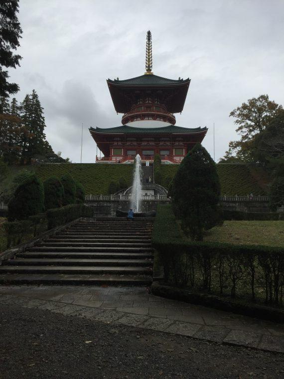 平和の大塔写真1